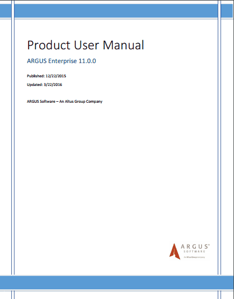 user manual template 841