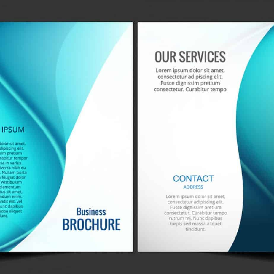 word brochure example 27941