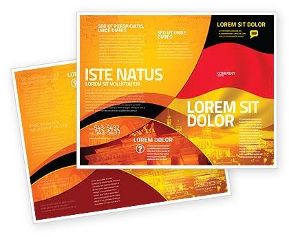 word brochure format 841