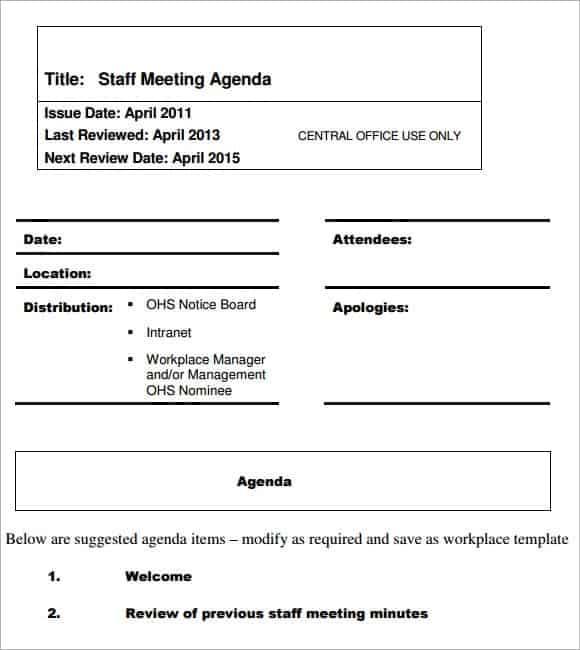 meeting agenda sample 16.41
