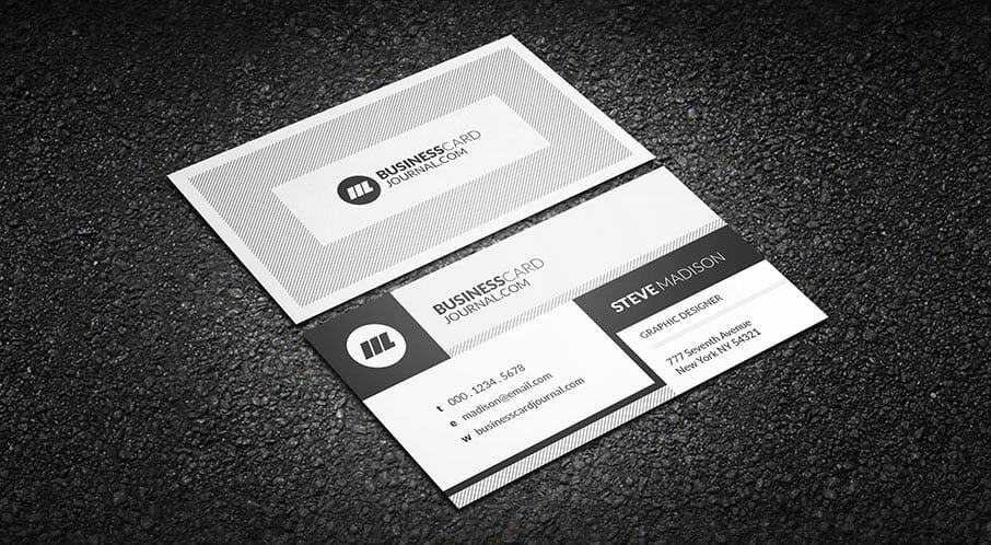 name card template 494