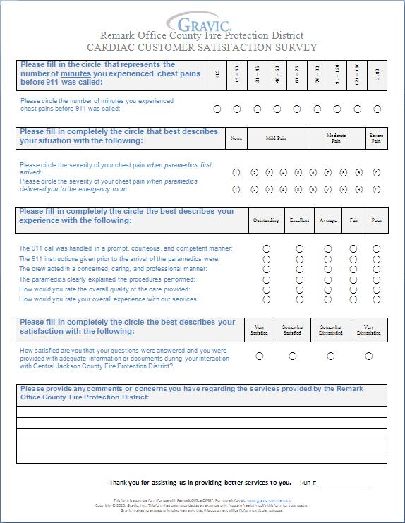 sample survey 6641